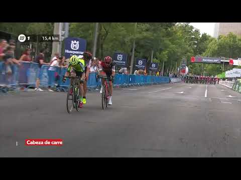 Video | Samenvatting etappe 21 Vuelta a Espana