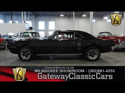 1967 Pontiac Firebird for Sale - CC-1046334
