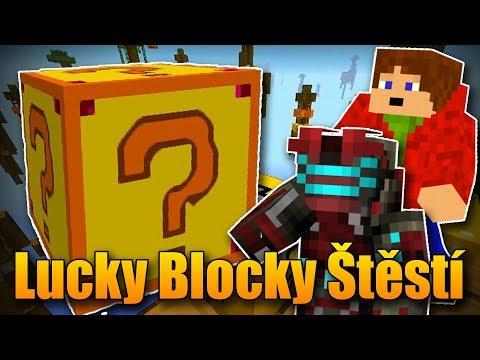 LUCKY BLOCKY PLNÉ ŠTĚSTÍ!