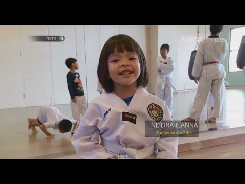 Video Polah bocah belajar bela diri sejak dini NET5