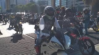 Motos en rodada de vik moto tv