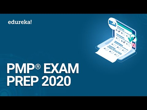 PMP Exam Prep 2020   PMP® Certification Preparation   How to ...