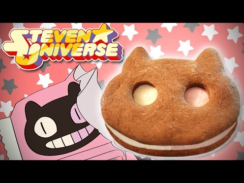 How to make COOKIE CAT from Steven Universe