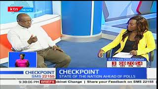 CheckPoint:State of the Nation ahead of polls-part one
