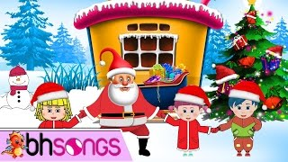 Here Comes Santa Claus | Merry Christmas Songs
