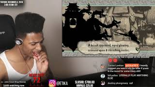 ETIKA PLAYS OOKAMI HD ON THE SWITCH FOR THE FIRST TIME