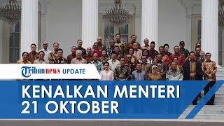 Jelang Pelantikan, Jokowi Janjikan akan Kenalkan dan Lantik Menteri Baru 21 Oktober