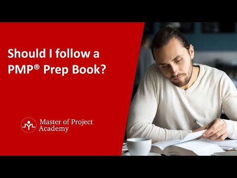 Should I follow a PMP® Book During my PMP® Study? - YouTube