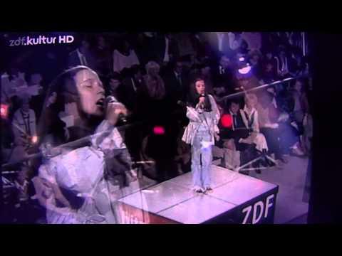 Andrea Jürgens Und dabei liebe ich euch beide - ZDF Hitparade
