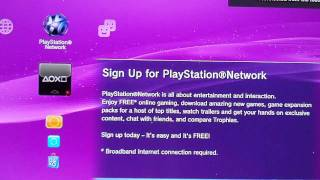 How to connect your PS3 to the Internet, and Sign Up for PlayStation Network