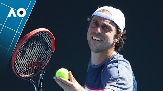Duckworth v Lorenzi match highlights (1R) | Australian Open 2017