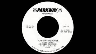 Chubby Checker - You Got The Power