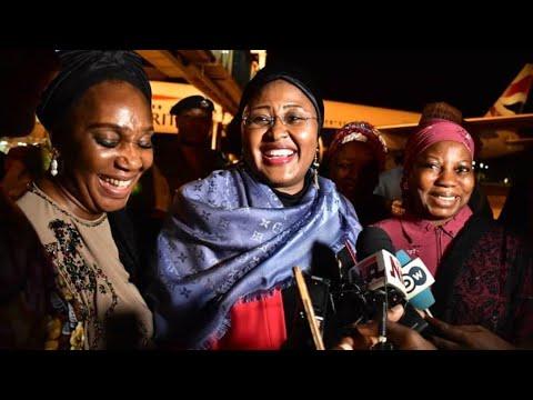 Aisha Buhari Ta Bayyana Dalilin Dayasa Tabar Nigeria Har Tsawon Wata Biyu
