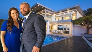 Triple H (Paul Michael Levesque) Real Life Facts 2019, Net Worth, Salary,House,Cars,Awards,Biography