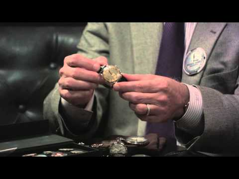 Watch & Learn – OMEGA Watch Collector Shows His Watch Collection to Crown & Caliber