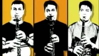 Dad & 2 Sons Turkish Clarinet