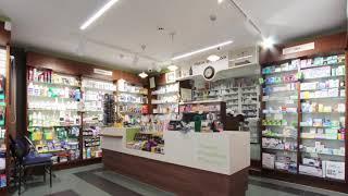 Widdess Fitzgibbon Pharmacy Shop Refit