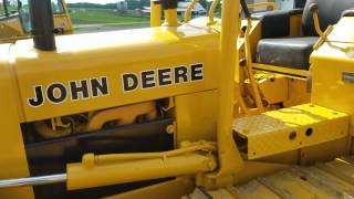 1981 John Deere 350C LGP Bull Dozer For Sale Inspection Video!