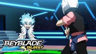 Beyblade Burst Russian | Beyblade Боевая серия | Эпизод 5 | Shu vs Lui полная битва