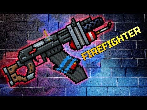 FireFighter - Pixel Gun 3D