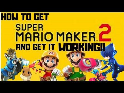 Download Yuzu Super Mario Maker 2 Playable Video 3GP Mp4 FLV HD Mp3