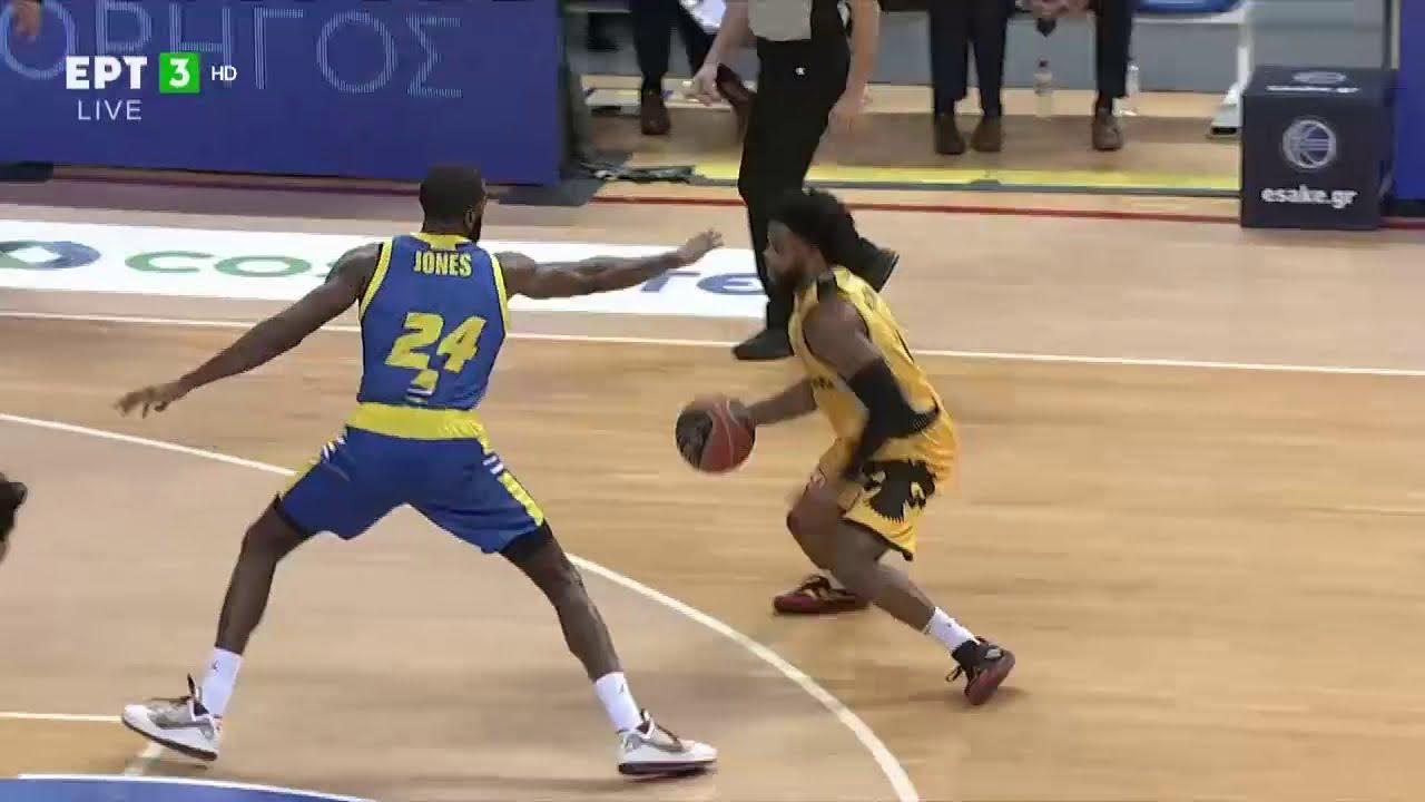 Basket League   Σαρωτικός στο ντεμπούτο του ο Ντάριλ Μέικον   07/02/21   ΕΡΤ