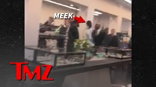 Meek Mill Gets Into Shouting Match With Ex Nicki Minaj\'s Husband | TMZ