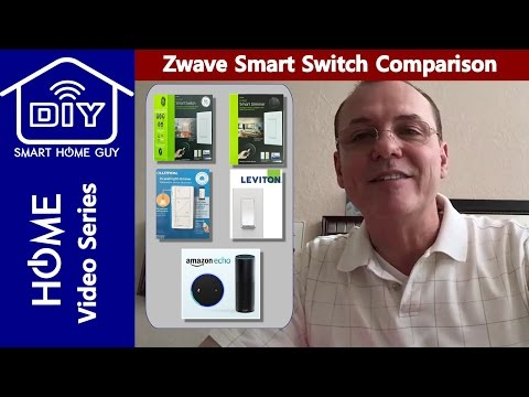 GE, Lutron, and Leviton Smart Wall Switch Review | DIY Smart Home Guy
