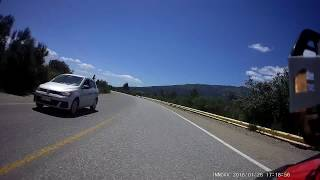 Bariloche Riding-Recorded by INNOVV C5 motorcycle camera