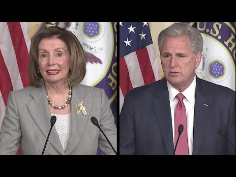 WATCH LIVE: Pelosi, GOP speak to reporters as Trump impeachment trial is set to begin in Senate