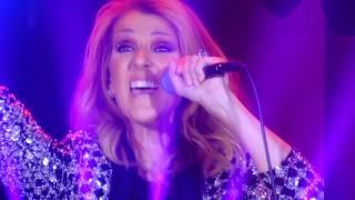 Céline Dion   That's The Way It Is Live Berlin Mercedes Benz Arena 23.07.17