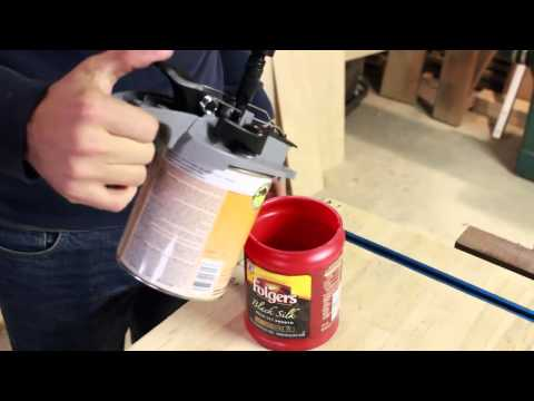 Rockler Mixing Mate Paint Lid Review | Patrick Hosey