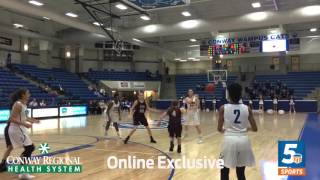 Lady Cats vs Siloam Springs Highlights