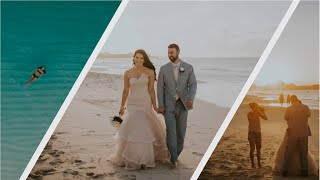 Elopement (Photography Behind The Scenes) - Turks And Caicos Wedding