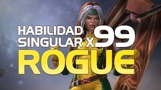 Rogue, Habilidad Singular x99 | Marvel Batalla de Superhéroes