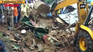 17 Dead As Wall Collapses Amid Heavy Rains In Tamil Nadu