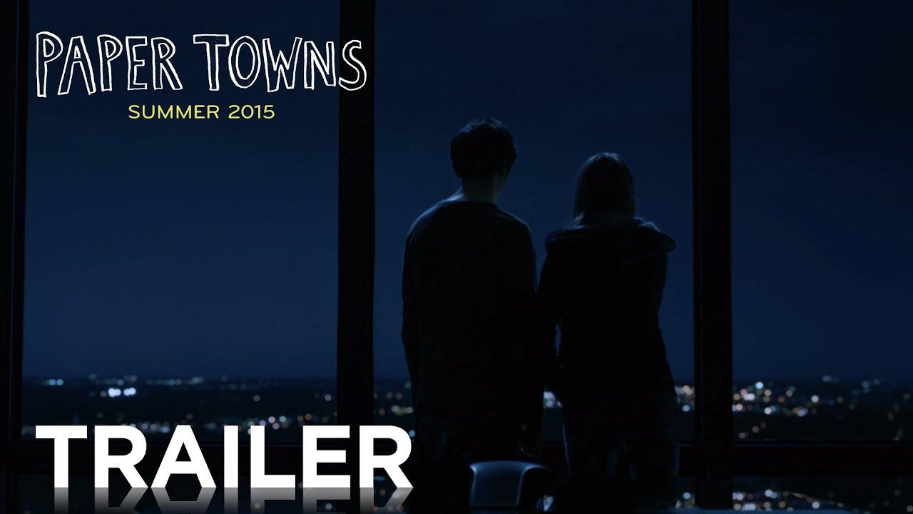 Trailer för Paper Towns