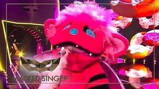 7 Rings    Ariana Grande   Monster Performance   The Masked Singer   ProSieben