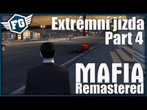 Mafia: Remastered - Extrémní Jízda #4   Ďábelská Vozidla
