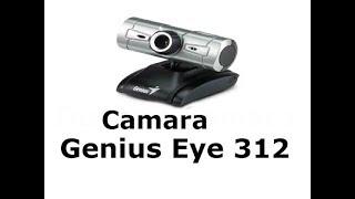 Instalar Camara Genius Eye 312