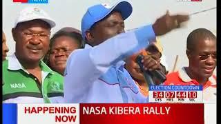 Kalonzo Musyoka's free legal interpretation of the Constitution to President Uhuru Kenyatta