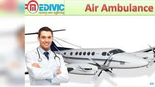 Air Ambulance Service in Gorakhpur | Air Ambulance Service in Allahabad