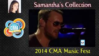 CMA Music Fest   Eric Church & Lzzy Hale  That Damn Rock & Roll    LIVE 8 5 14