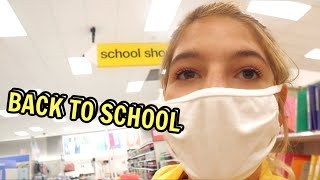 Back To School Shopping And Haul | Target And Walmart 2020