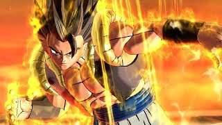 The NEW Gogeta Story Mission! Gogeta vs Broly Battle (Mod) In Dragon Ball Xenoverse 2