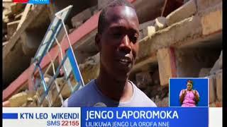 Jengo La Orofa Nne Laporomoka Mjini Nairobi