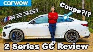 The BMW M235i Gran Coupé is a LIE!!! *Review*