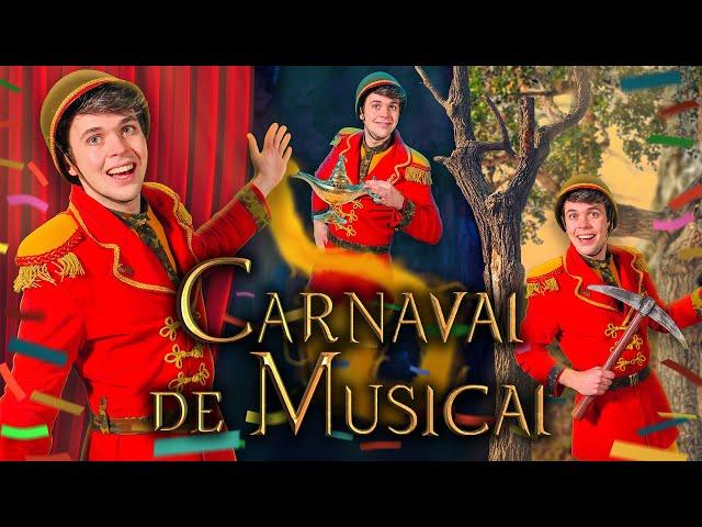 Carnaval de Musical - Chef Soldaat
