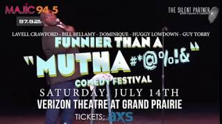 On Sale Now: Funnier Than a Mutha#*@%!& Comedy Festival