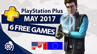 Playstation Plus (PS+) May 2017 (Updated)